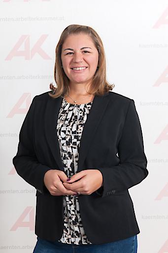 Neue Sprecherin Mag. Verena Tischler