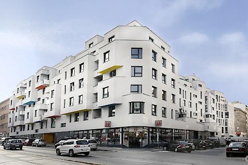 """Im Rahmen des Projekts """"Stadtrevier"""" hat die IFA AG 111 geförderte Wohnungen und 3 Geschäftslokale geschaffen"""