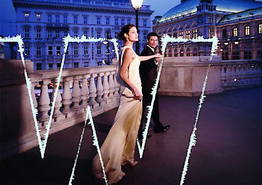 Wiener Balltraum - Sujet der Winter-Digitalkampagne des WienTourismus