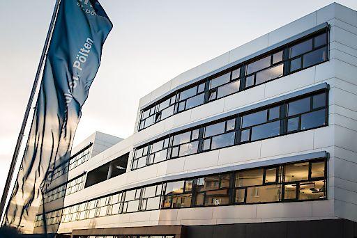 Josef Ressel Zentrum zum Thema Blockchain, FH St. Pölten