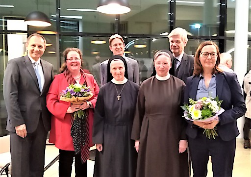 Jubiläumsfeier 20 Jahre Palliativstation Franziskus Spital
