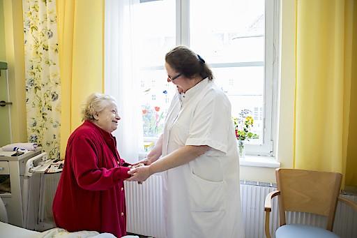 Palliative Care im Franziskus Spital