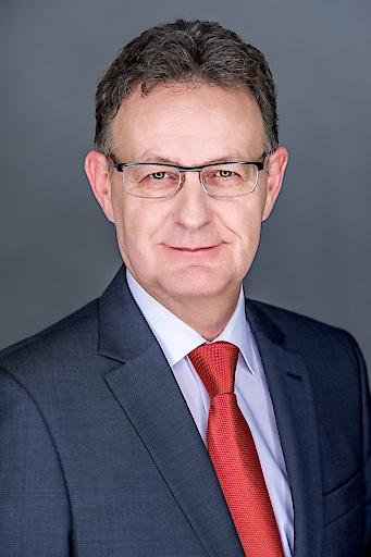 Ferenc Horváth, Executive Vice President Downstream der MOL Gruppe