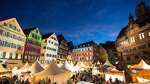 Verführerischer Schokoladengenuss am chocolART in Tübingen (Credit: Stadt Tübingen / Alexander Gonschior)