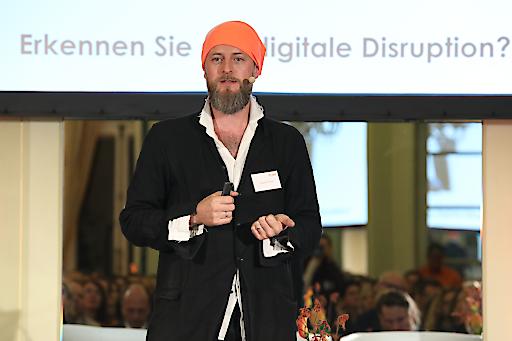 Keynote-Speaker Markus Petzl