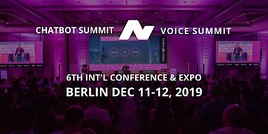 Voice Summit 2019 lädt ein: Fachkonferenz & Ausstellung rund um Voice AI zum ersten Mal in der STATION Berlin (FOTO)