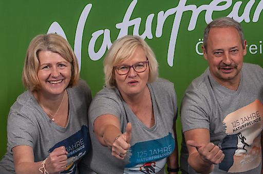 Andreas Schieder, Gerda Weichsler-Hauer und Karin Scheele.