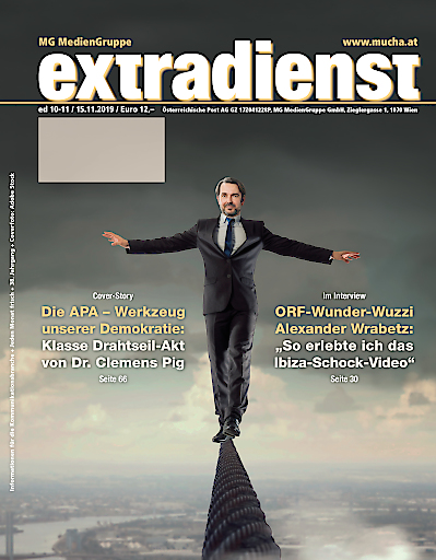 Cover ExtraDienst 10-11/2019