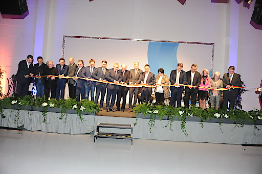 Eröffnungsfeier Logistikzentrum