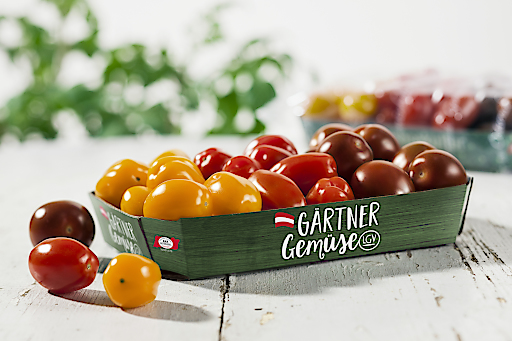 LGV Gärtnergemüse Cherryparadeiser