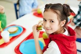 Check 5: Jetzt online - der neue Gemüse-und-Obst-Kompass für Eltern