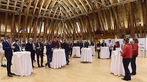 Am 19. November 2019 wurden die Preisträger der heurigen Concrete Student Trophy prämiert.