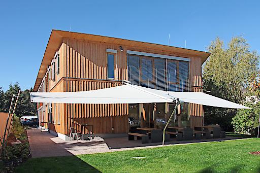 Niedrigenergiehaus, planender Architekt Johann Obereder