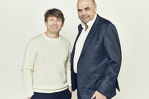 Klaus Mühlbauer und Gregor Eichinger