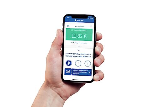 Digitaler Stempelpass: Bluecode verbindet mobiles Bezahlen mit attraktiven Mehrwertservices