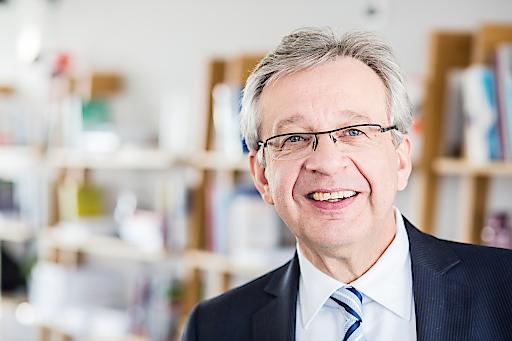 Michael Kenfenheuer ist Vorstandsvorsitzender der ehemaligen adesso AG, nun adesso SE.