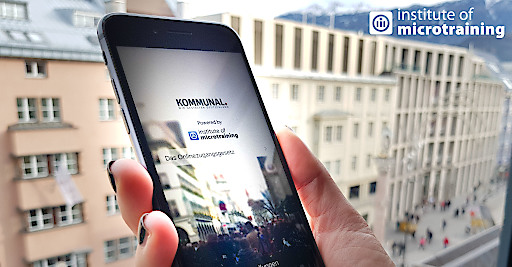 KOMMUNAL Campus-App - ein modernes Lern- und Wissensmanagementportal