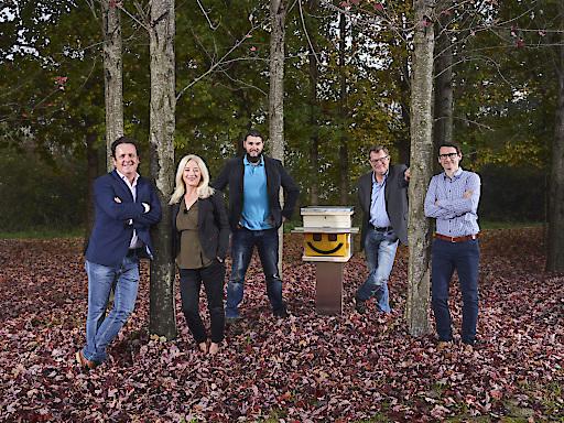 Austria / Kaernten / Klagenfurt / Innovations und Forschungspreis des Landes Kärnten..Bild: IOT40..Foto: Johannes Puch..