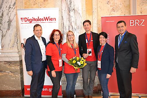 Eröffnung des 10. govcamp vienna