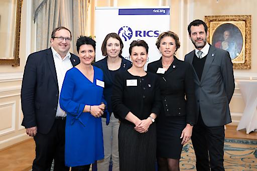 Das neue Austrian Board der RICS®
