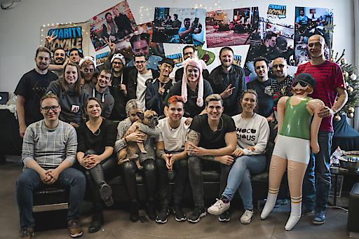 Charity Royale: willhaben Gaming-Aktion bringt 27.100 € für PROSA