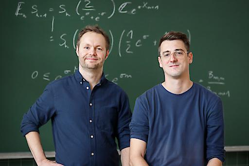 Markus Puckmayr und Klemens Schreiber von devjobs.at