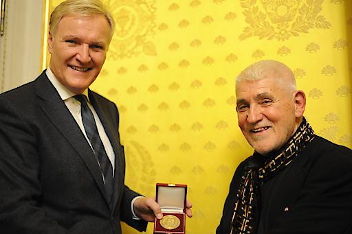 Klaus Albrecht Schröder und Werner Sobotka