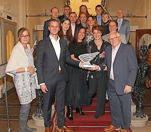 The Winning Team: Geschäftsleitung