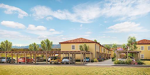 Die noba Massivhaus GmbH realisiert als Bauträger hochwertige Einfamilien-, Doppel- und Reihenhaus-Siedlungen.