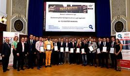 Applaus für die Ingenieure! Die Graduierungsfeier im Technischen Museum Wien