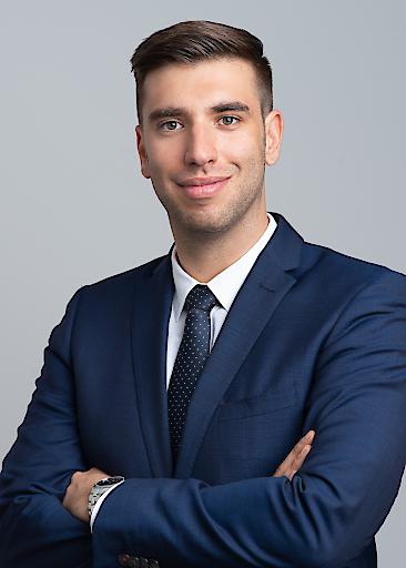 Christopher Kampner, Corum Head of Office Austria