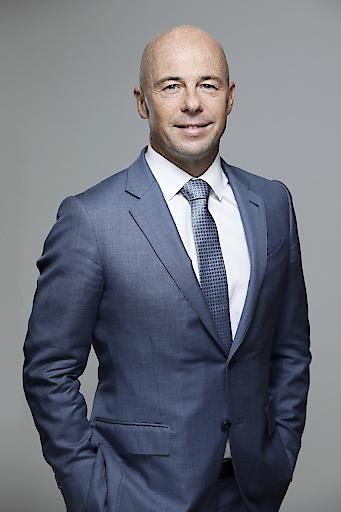 Corum CEO Fréderic Puzin