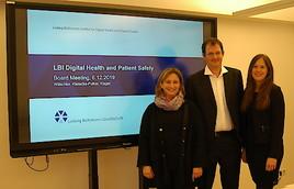 Leitung des neuen Ludwig Boltzmann Instituts Digital Health and Patient Safety steht fest