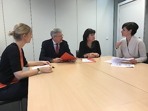 SPÖ kümmert sich um Herausforderungen für zukünftige Arbeitswelt 2