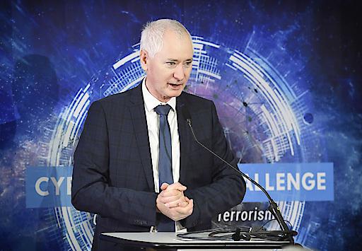 Anton Plimon, Managing Director AIT begrüßte die Teilnehmer*innen