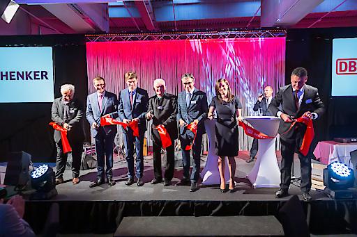 DB Schenker - Eröffnung der neuen Logistikanlage