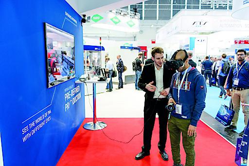 Virtual Reality. Bei PIA Realität!