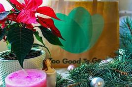 Weihnachten & Lebensmittelüberschüsse: Spenden statt verschwenden