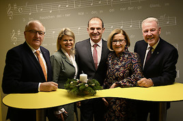 Otto Auer folgt im Bundesrat auf das Mandat von Andrea Wagner