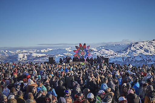 Die Gipfelparty am Schattberg steigt am Samstag