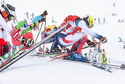 Weltcup Montafon 2019 - Ski Cross