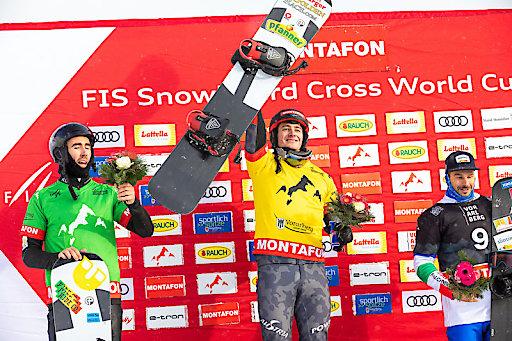 Weltcup Montafon 2019 - Snowboard Cross