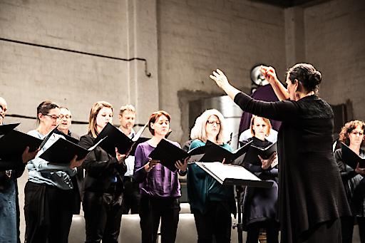 Chorkonzert im Rahmen des ersten Liesinger Musikherbstes 2019