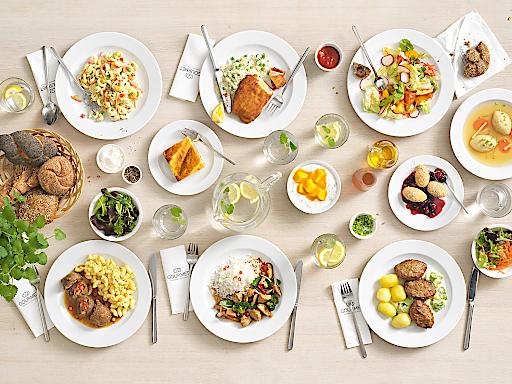Geschmackvoll, abwechslungsreich und gesund – das sind nach wie vor die wichtigsten Kriterien an das Mittagessen in der Kantine. Damit ist der Trend zu ausgewogener Ernährung am Arbeitsplatz ungebrochen.