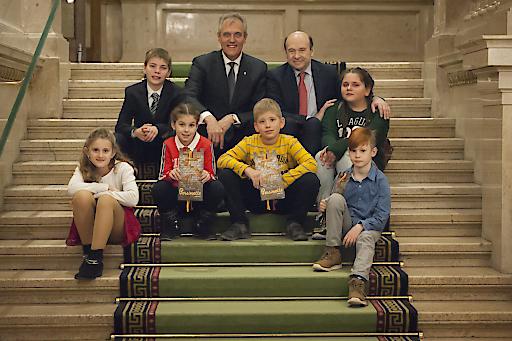 OMV lud zur Kindermatinee in die Wiener Staatsoper