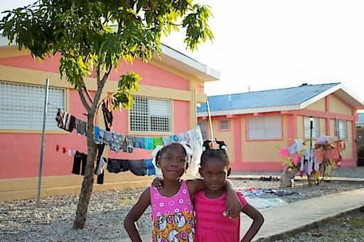 SOS-Kinderdorf Les Cayes, Haiti