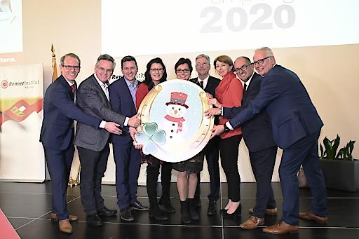 SPÖ Kärnten Neujahrsempfang Renner Institut Lakeside Park