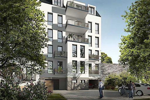Wohnhausanlage in Lindenau der TEICHELMANN Gruppe
