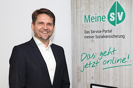 https://www.apa-fotoservice.at/galerie/22035 Im Bild: Peter Lehner (SVS Obmann und Vorsitzender der Konferenz der Sozialversicherungsträger)