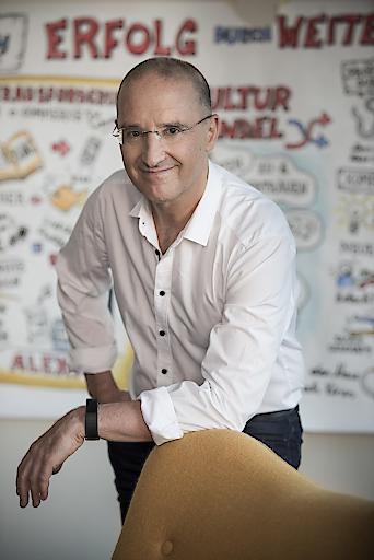 Mag. Harald Gutschi, Geschäftsführer der UNITO-Gruppe